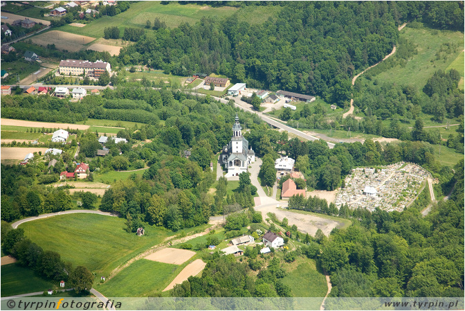 Zawada - Sanktuarium i okolice