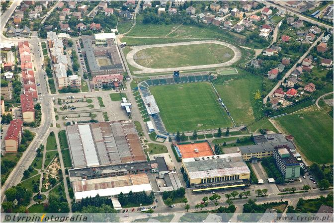 Osiedle Igoopolowskie - obiekty sportowe