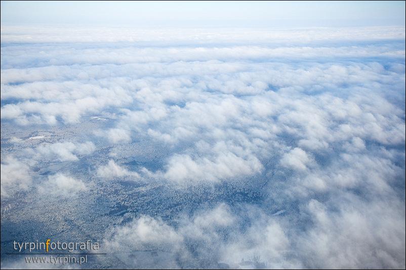 Ponad chmurami...