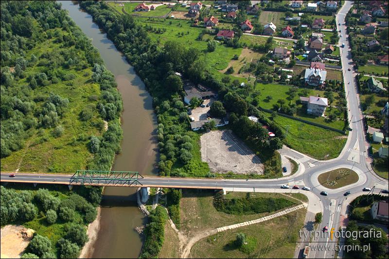 Most drogowy na ul. Kościuszki