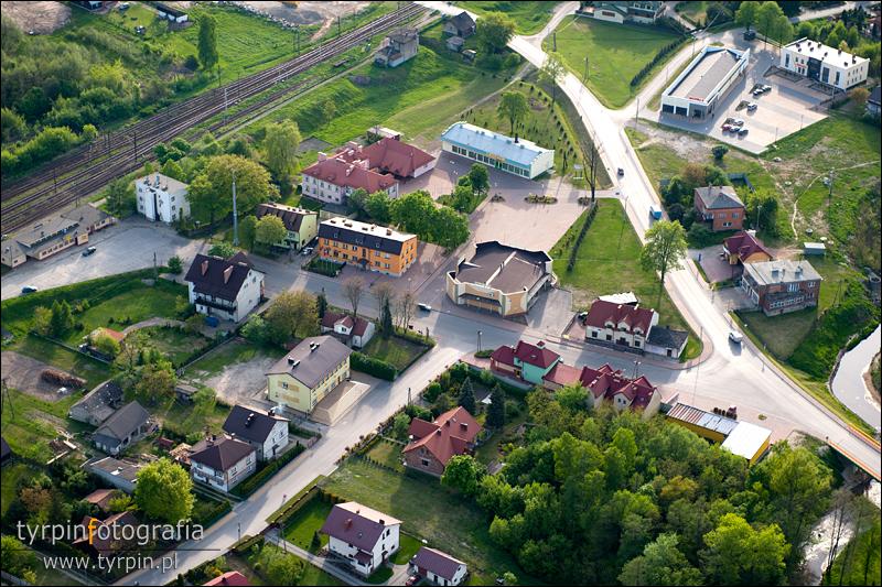 Czarna - centrum