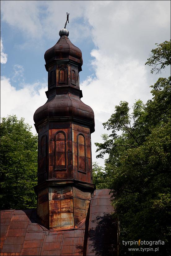 Królik Wołoski - wieża